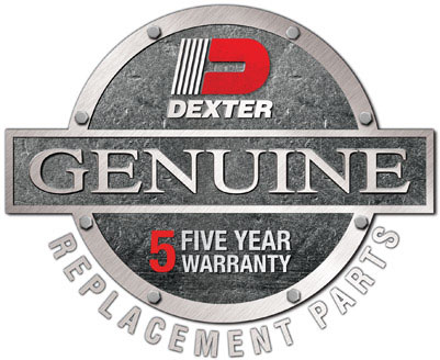 Dexter 5 year warranty
